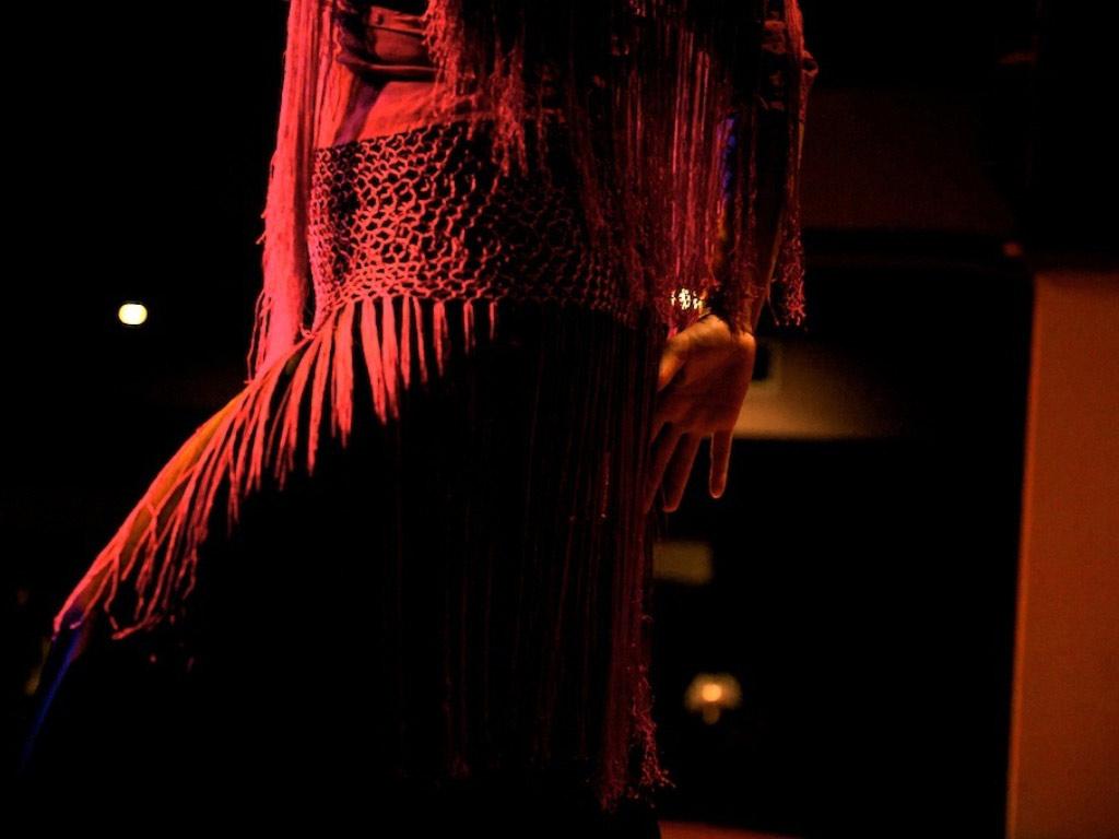 Patio Sevillano espectáculo flamenco