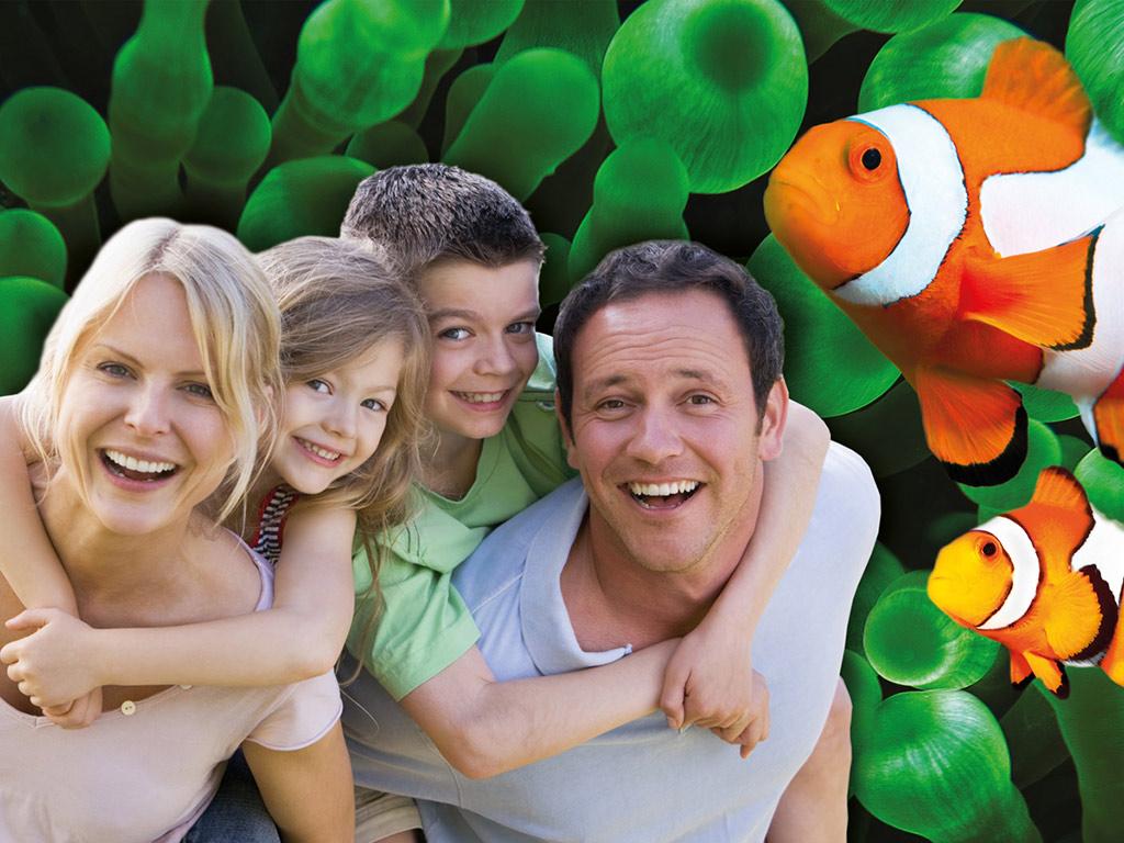 Ferien - Spaß für die ganze Familie zu Ostern