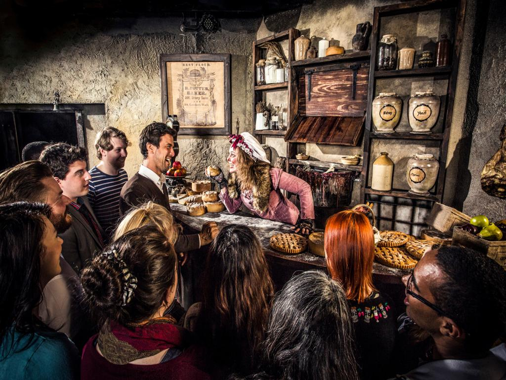 Escapada a Londres con entradas a The London Dungeon