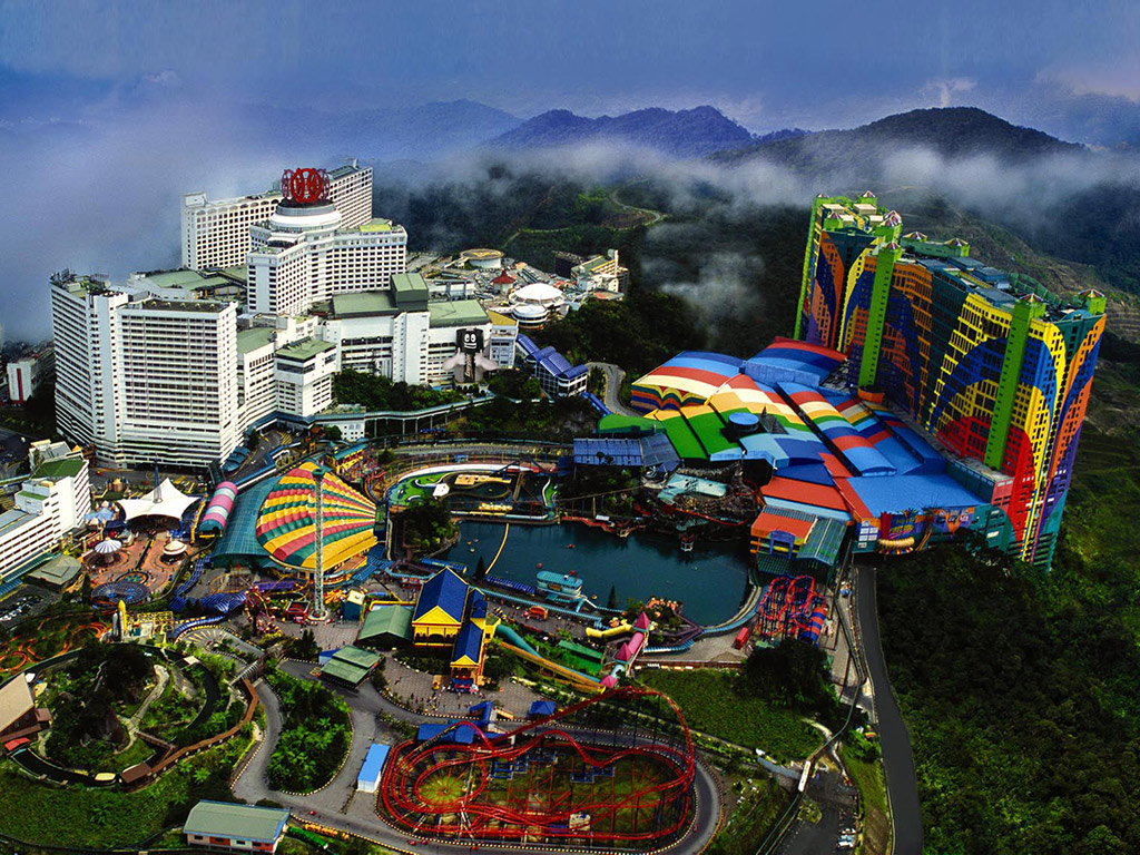 6 Days. Kuala Lumpur 4* | Sunway Lagoon theme park + Genting Highlands Trip