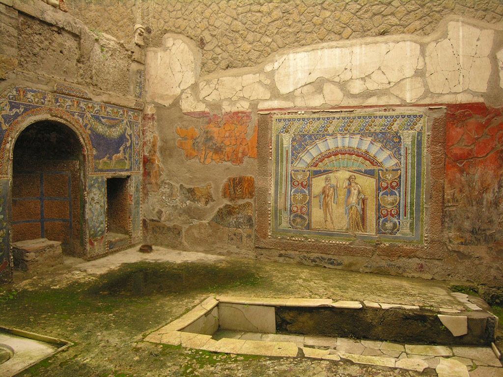 Half Day Visit to Herculaneum from Sorrento