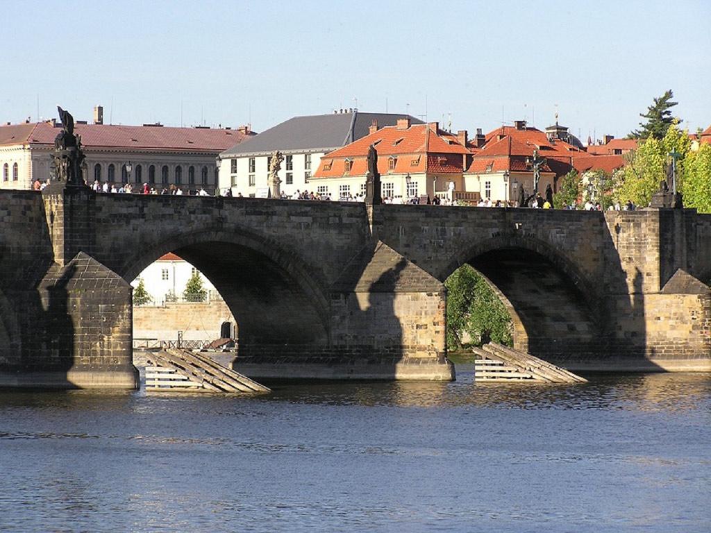 Crucero en el río Vlatava