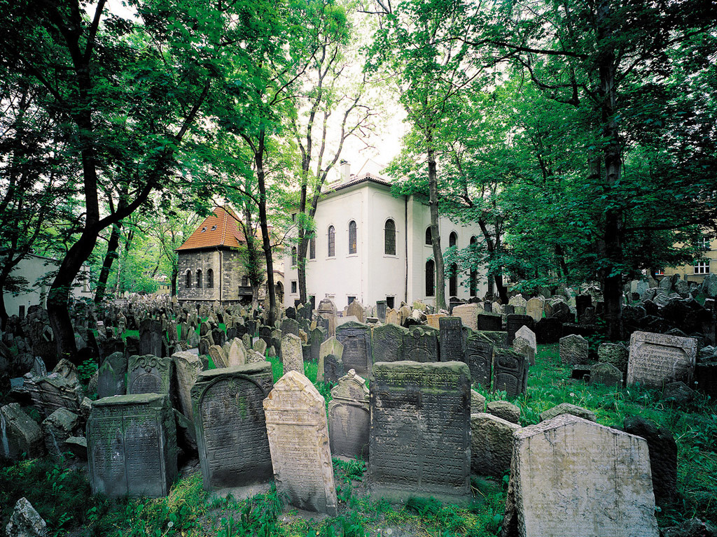 Prags jüdische Geschichte erleben inkl. KZ-Besuch