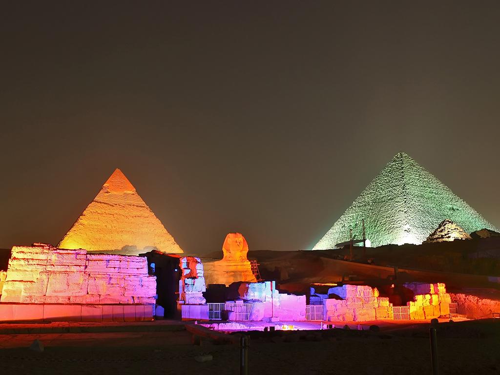 Kairo inkl. Pyramiden von Gizeh & Nilkreuzfahrt ab/bis Luxor