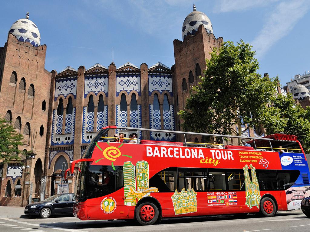 Barcelona City Tour – Hop on-Hop off