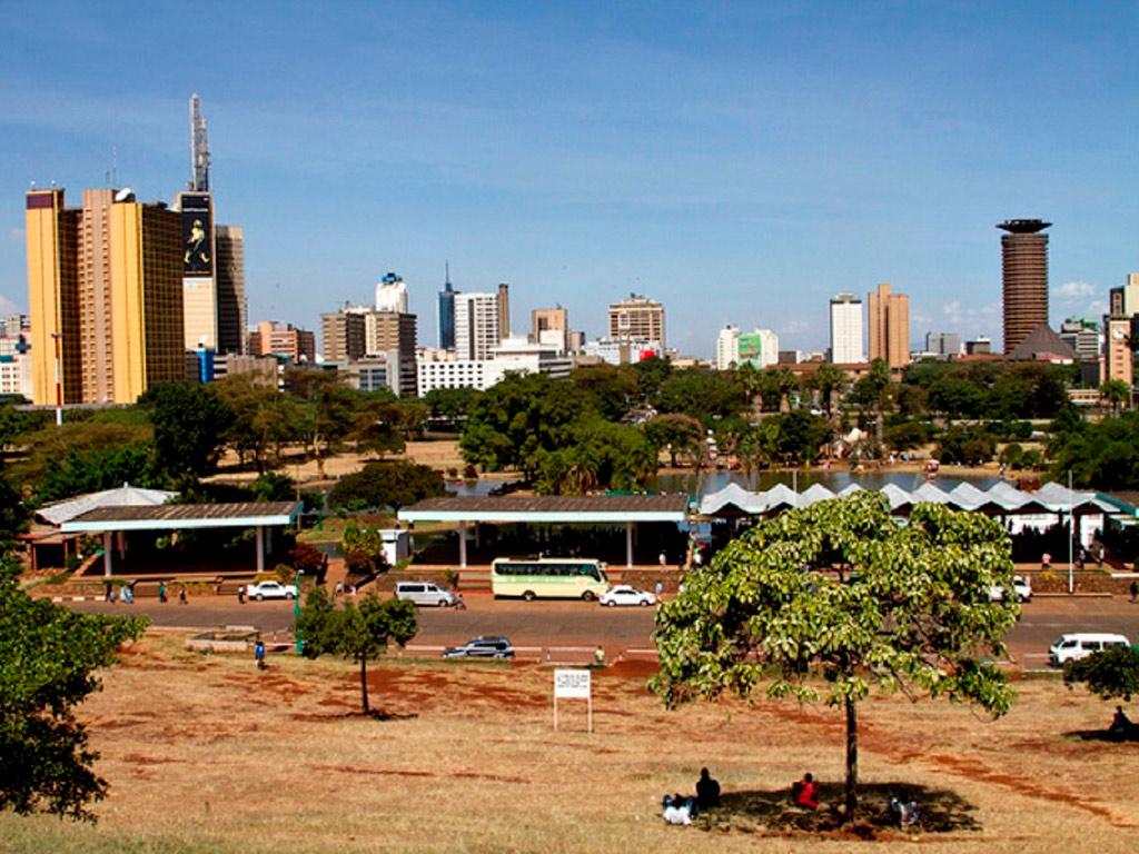 Recorrido por Nairobi