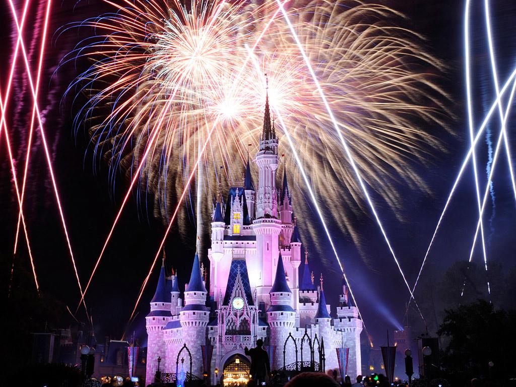 Vive la magia de Disney World