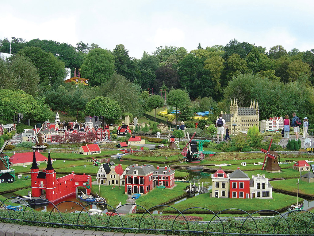 5 Days. London 4* + Legoland with transportation