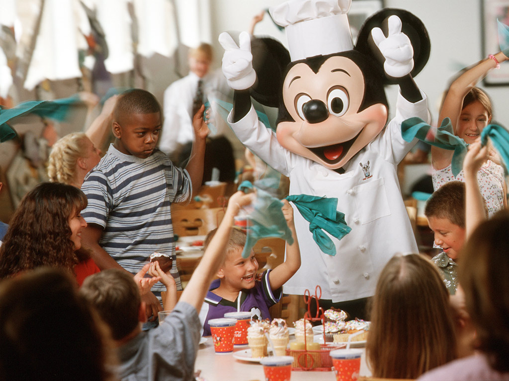 Orlando/Florida inkl. Seaworld, Legoland & Frühstück mit Micky Mouse