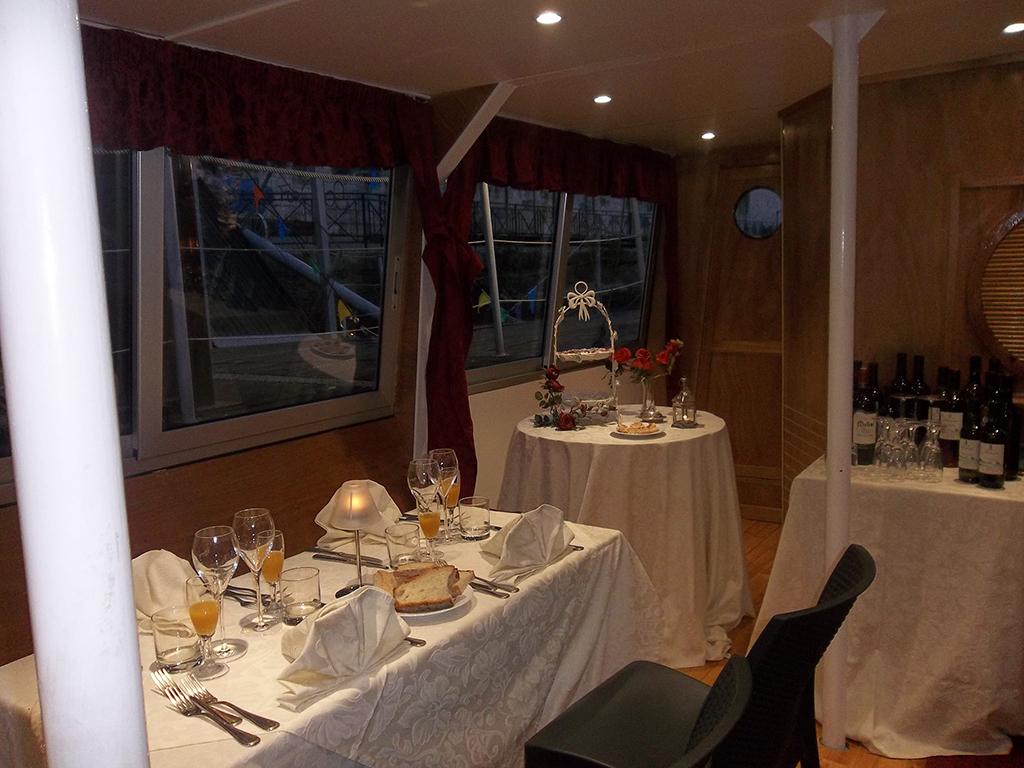 Crucero por el Tíber con aperitivo