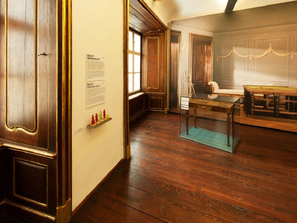 Visita a la casa de Mozart en Viena