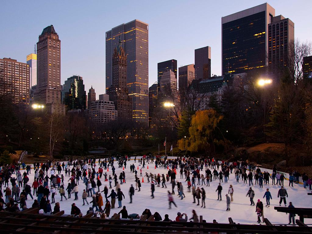 New York Weihnachten.Weihnachten In New York Ab 1 156
