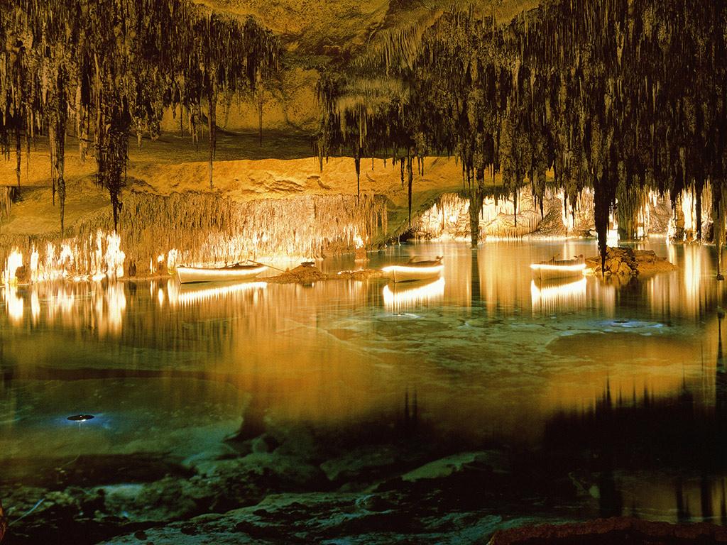 Eine Woche im Juli auf Mallorca, inklusive Höhlen - Besichtigung