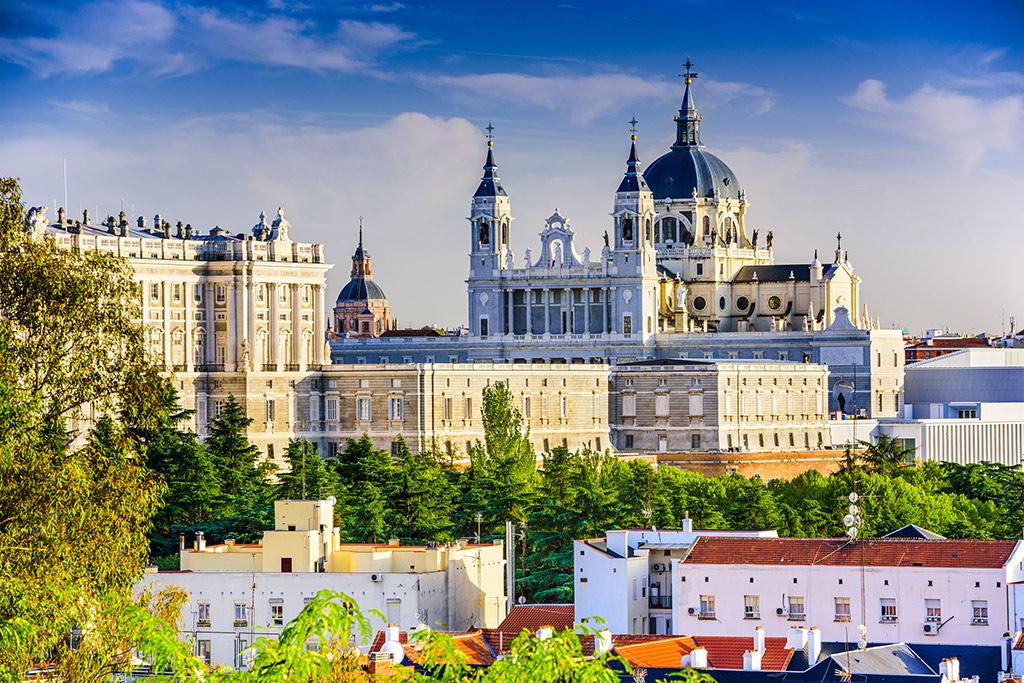 Escapada de San Valentín a Madrid con visita al Palacio Real