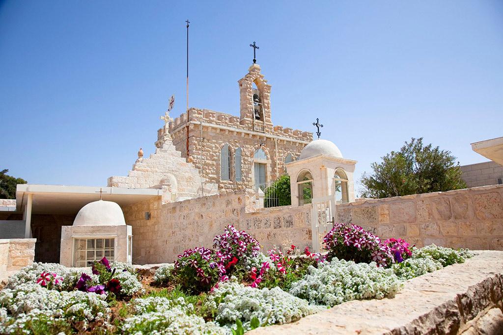 Jerusalén y Belén – Desde Jerusalén