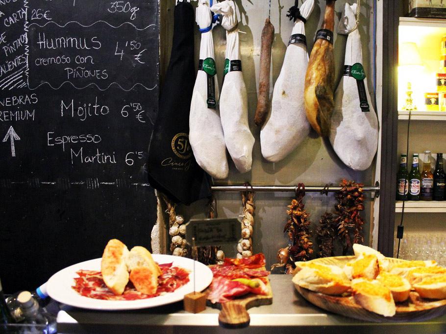 Mallorca und Tapas
