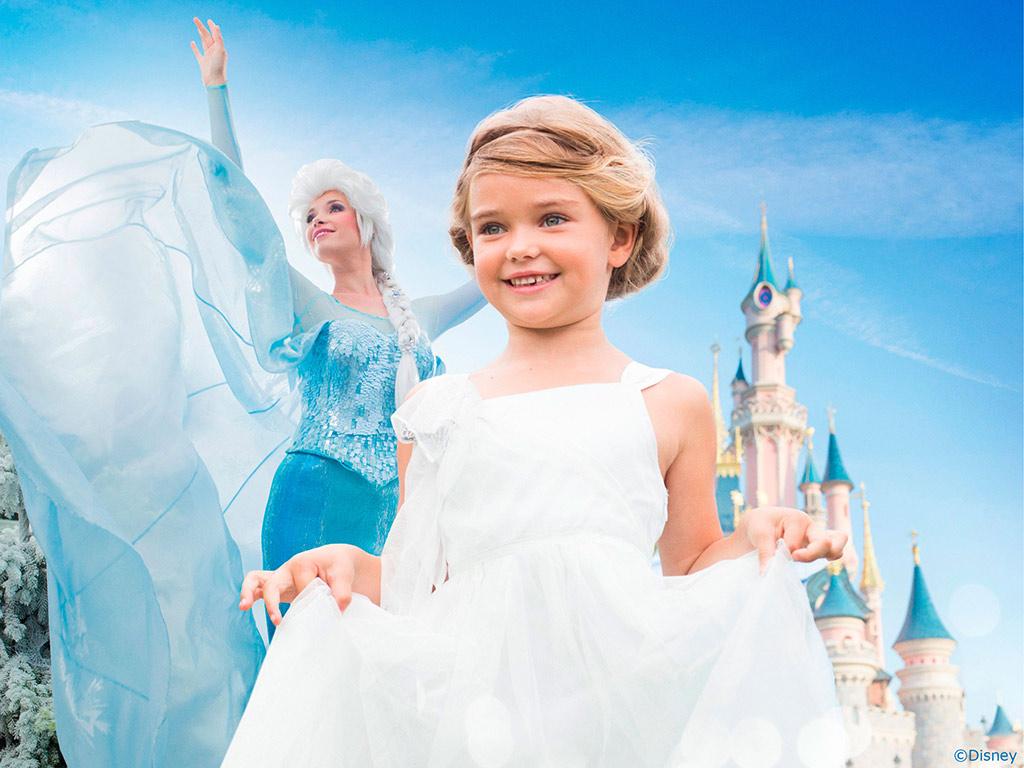 Halloween im Disneyland Paris mit der Familie
