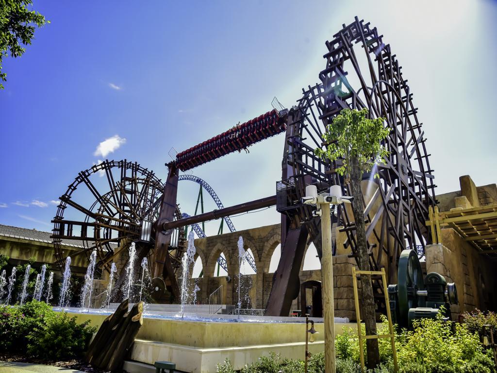 Parque temático Land of Legends