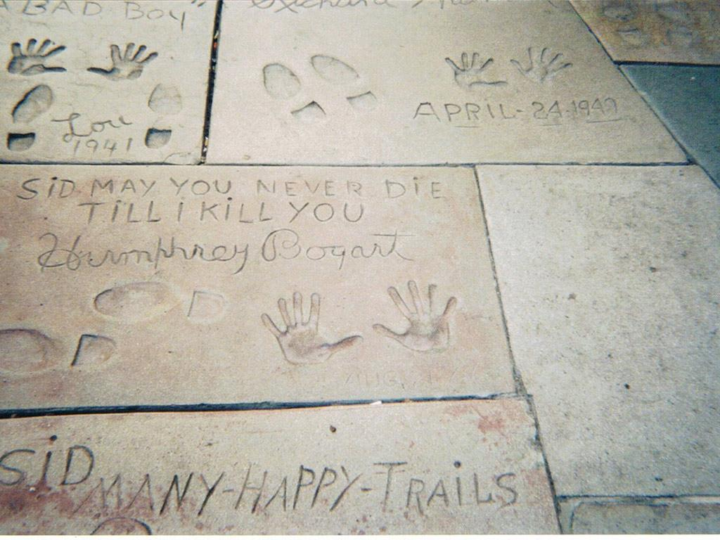 Recorrido por Hollywood y las casas de las estrellas de cine