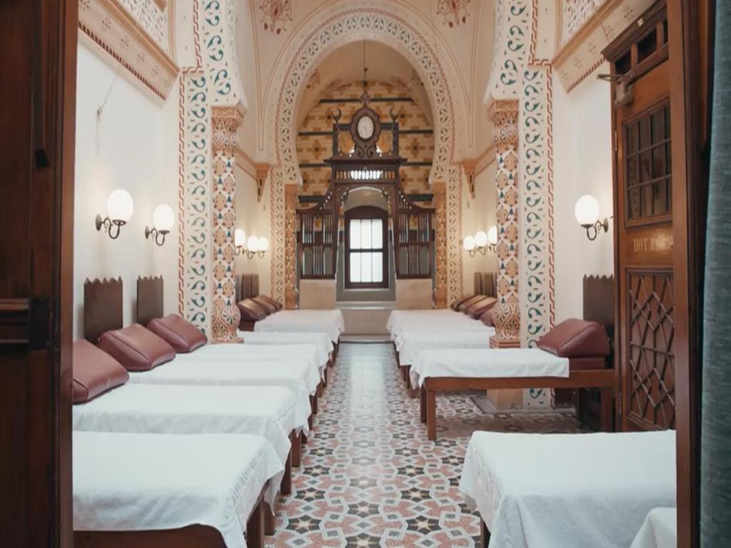 Turkish Bath - Antalya