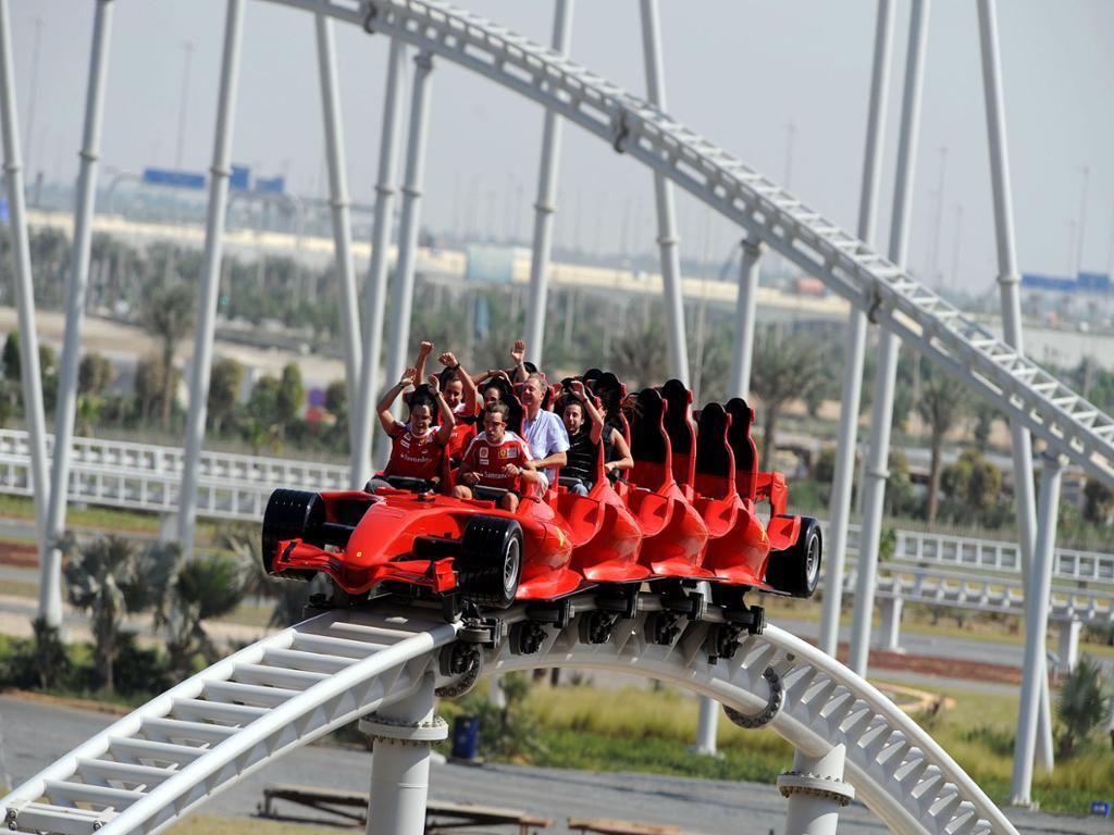 Escapada a Abu Dhabi con entradas a Ferrary World & Warner Bros World Abu Dhabi