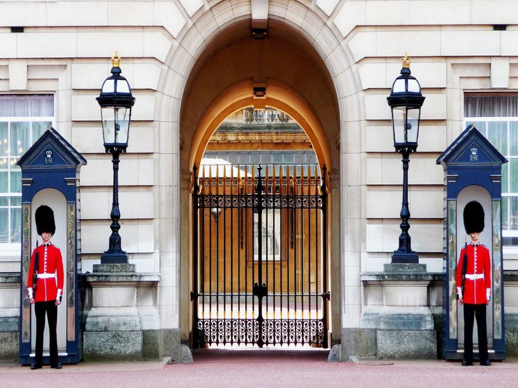Tour panorámico por Londres y ceremonia del cambio de guardia
