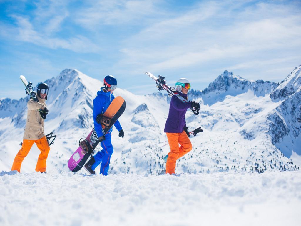 Semana de Esquí en Grandvalira