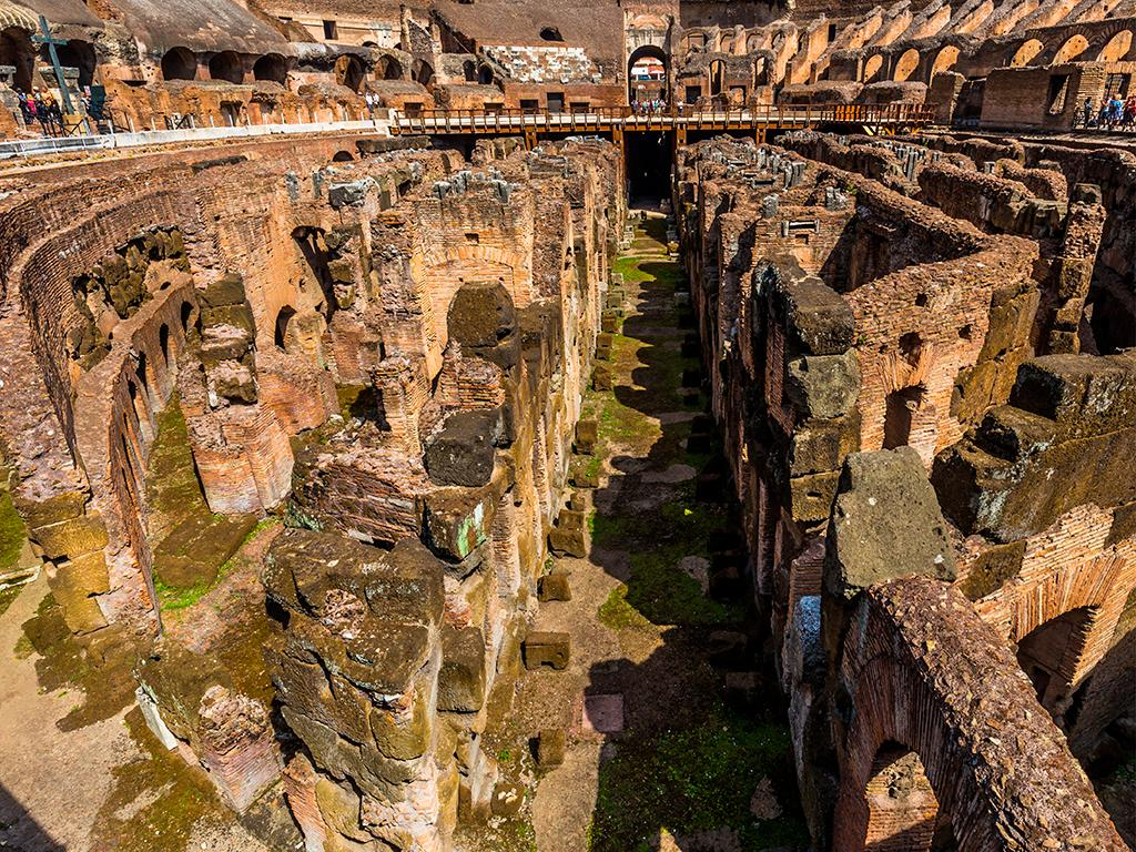 Recorridos audioguiados en Roma