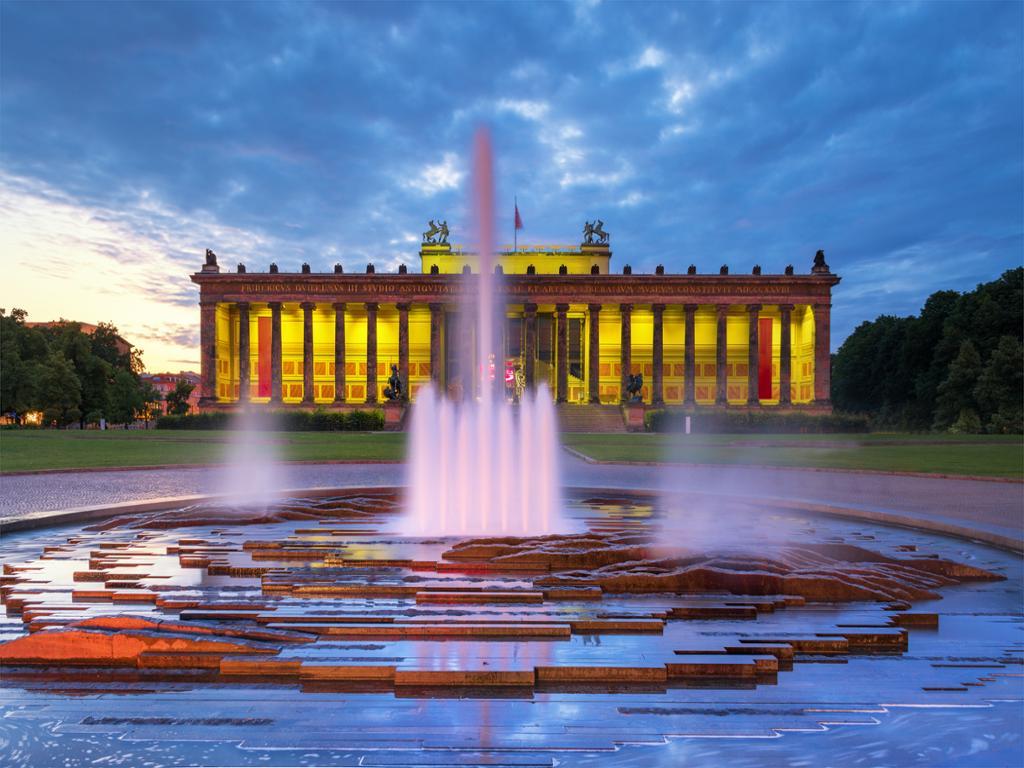 Berlin Night Tour