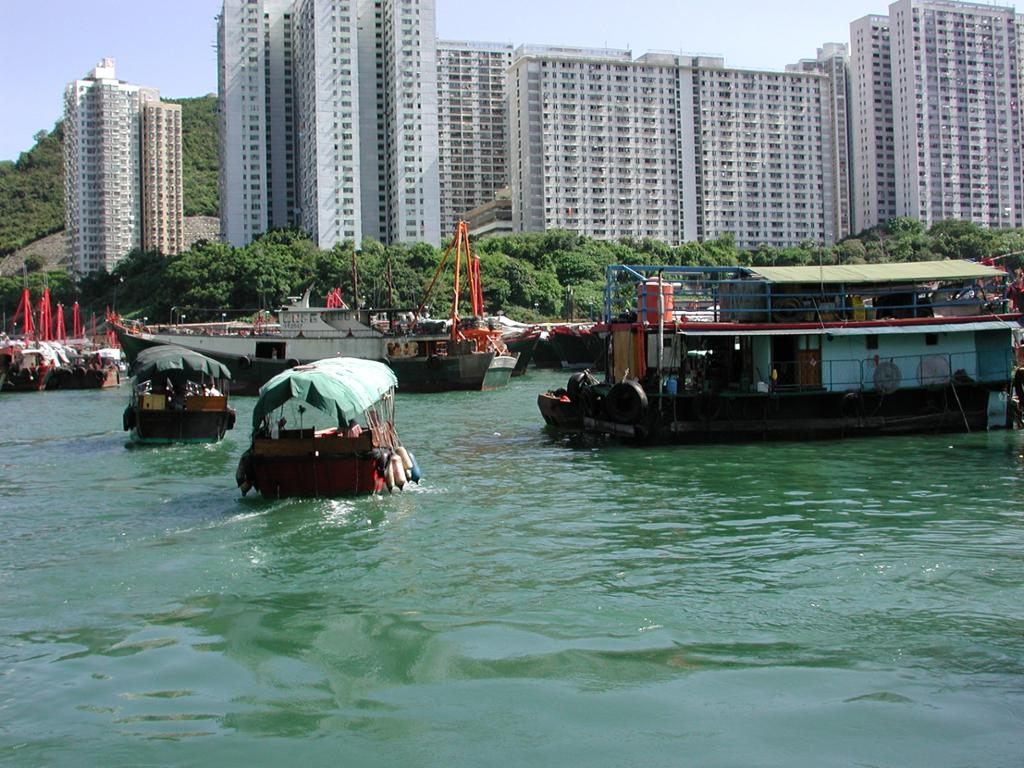 SIC Hong Kong Island Tour