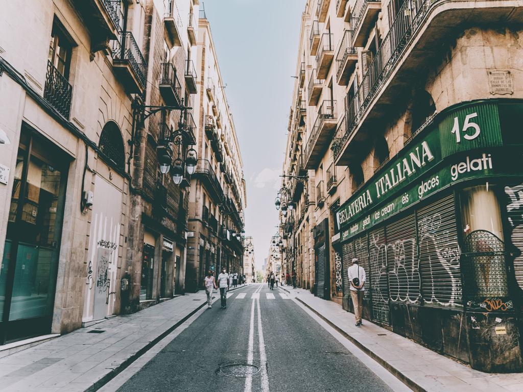 Tour por el Barrio Gótico de Barcelona con Degustación de Pintxos
