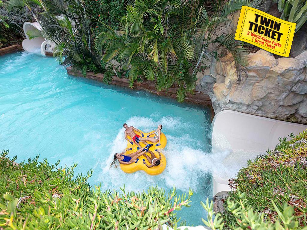 Siam Park y Loro Parque, disfruta una semana en el paraiso