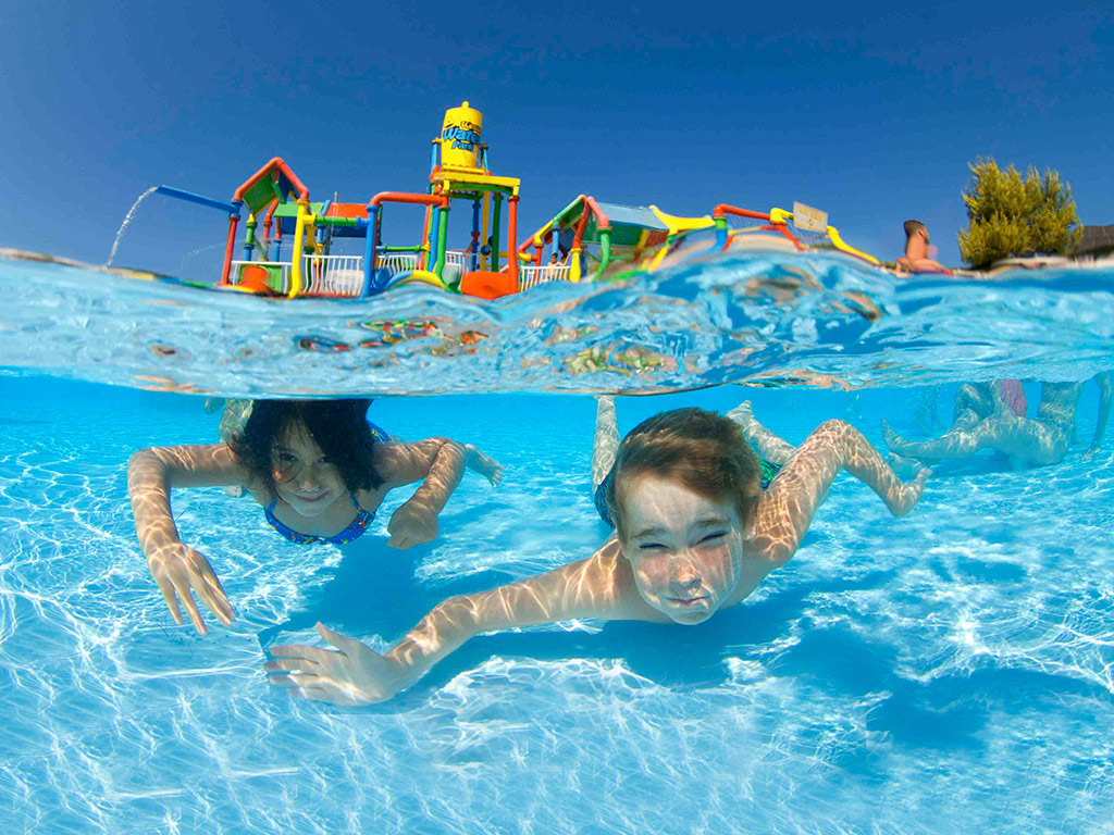 VIVA Blue & Spa: Mallorca… Fun for the family!