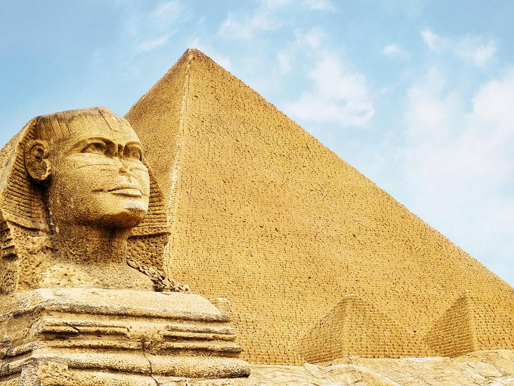 Misteriile Egiptului